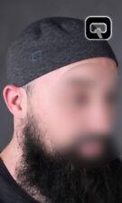 1 x Islamische Gebetsmütze von Qabail Taguia Dunkelgrau
