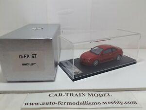 Alfa Romeo GT - BBR 1:43