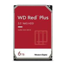 Western Digital Red Plus 6TB, Internal, 7200RPM, 3.5 inch (WD60EFZX) Internal Desktop Drive