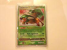 Carte Pokémon Torterra niv X Ultra rare 122/130