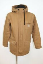 Carhartt Men`s Siberian Thinsulate 3M Hooded Quilted Outdoor Winter Jacket L