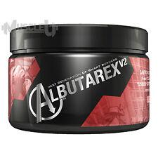 Mutated Nation Albutarex V2 - 40 Serves - DMHA + ALCAR Thermo Thermogenic