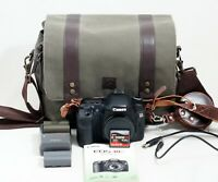 Canon EOS 40D 10.1MP Digital SLR Camera Body ONLY 13K SHUTTER COUNT