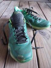 "Nike Kobe X ""Green Vino"" Poison Green/Sequoia-Volt  Men's Shoes Size 9.5 Sneaker"