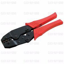 "9"" RATCHET CRIMPER PLIER CRIMPING PLIERS TOOL CABLE WIRE ELECTRICAL TERMINALS"