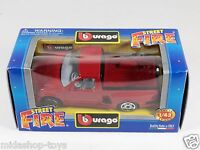 BBURAGO BURAGO 1/43 STREET FIRE COLLECTION FORD SVT F150 LIGHTNING NEW[PF3-053]