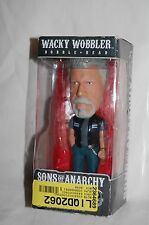 New Wacky Wobbler Sons Of Anarchy Bobble Head Clay Morrow Figure SOA