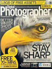 Digital Photographer Magazine No. 160 Tutorials Nikon D5500 Review