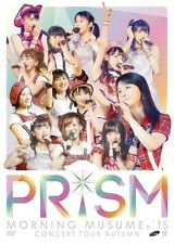 Morning Musume DVD concert tour 2015 autumn PRISM Japan NEW