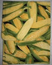 Microwave Corn Bag handcrafted 100% cotton fabric, batting, thread