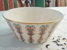 Lenox Lido Pattern Large Salad Serving Bowl, Urns/Gold [a4]