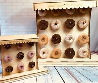 Personalised Engagement / Wedding Donut Doughnut Wall Table Display Kit