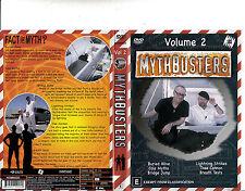Mythbusters:Vol 2-2003/2013-TV Series USA-DVD