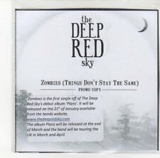 (DL409) The Deep Red Sky, Zombies - DJ CD
