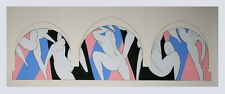 ART PRINT - La danse (serigraph) by HENRI MATISSE 20x48 - OUT OF PRINT