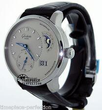 Glashutte Original PanoMaticLunar 90-02-42-32-05 Silver Mens Watch