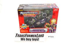 Shockblast Sealed MISB MOSC Mega Energon Transformers