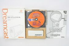 Dreamcast Broadband Adapter Boxed HIT-0400 0401 FREE SHIPPING SEGA Ref/2204