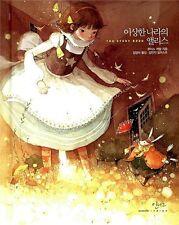 Korean Book Alice's Adventures in Wonderland Hard Cover Freeship 9788992632126