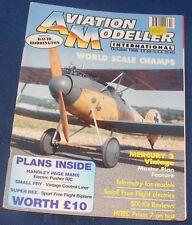 AVIATION MODELLER INTERNATIONAL OCTOBER 1996 - WORLD SCALE CHAMPS