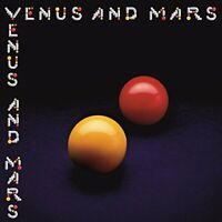 Wings - Venus And Mars [CD]