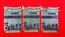 3 Rare Vintage Baird 063346 Computer PC Board INTEL Mostek MK3881N Z80 PIO