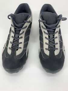 Shimano SPD SH-MO20 Women's Lace Up Bike Shoes Size 6 And Shimano PD-515 Pedals