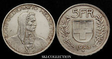 5 Francs 1925 B. Suisse/Schweiz. Argent/ Silver. Qualité!