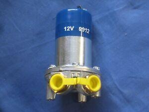 MG MGB AZX1307Q HARDI POINTLESS NEGATIVE EARTH FUEL PETROL PUMP 1965-80  W2C