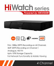 HiWatch DVR-208Q-F1 8 channel DVR by Hikvision - 3MP max