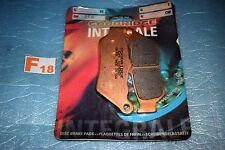 2 plaquettes de frein Goodridge DUCATI DIAVEL Yamaha XT 660 R HONDA CB 500 NX