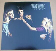 Fleetwood Mac Mirage 1 Sided Promo 12x12 Poster Flat 1982 Mint-