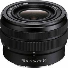 Sony FE 28-60mm F/4-5.6 Lens SEL2860 BULK Black