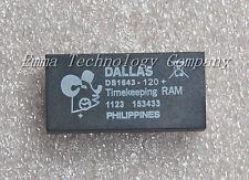 DS1643-120 Manu:DALLAS Encapsulation:DIP-28,Nonvolatile Timekeeping RAM