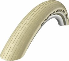 "Tyre 26 x 2.35"" Schwalbe Fat Frank K-Guard Active Line Wired Creme/Reflex"