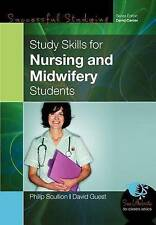 Study Skills For Nursing And Midwifery Students. by David A. Guest/ Paper/B 2007