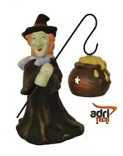 Atmosfera di Halloween STREGA decorazione atmosfera ZUCCA appesa