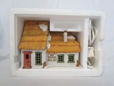 """Heritage Village Collection ~ """"The Cottage of Bob Cratchit & Tiny Tim"""" ~ #8500-5"""