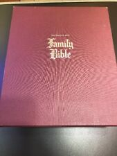 The Franklin Mint Family Bible Excellent Condition