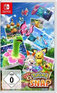 New Pokemon Snap, Nintendo Switch, NEU & OVP