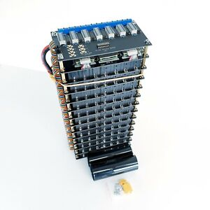 Jehu's 1.1kW Powerwall PCB Project 7S 12P 18650 Module BMS SOC V1.3.1 Populated