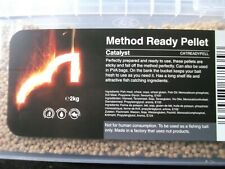 METHOD PELLETS,CATALYST by SPOTTEDFIN, MATCH,CARP FISHING.500Gms TRIAL PACK