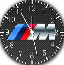 "BMW M Series wall Clock 10"" will be nice Gift and Room wall Decor E204"