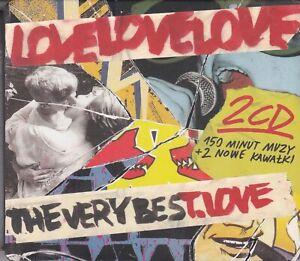 T.LOVE Love Love Love - The Very BesT.LOVE ( Polish Double CD Album )