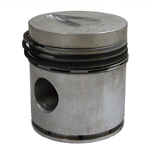 Piston Assembly -Land Rover 2.25 Diesel For London Taxi FX4R RTC2775STD