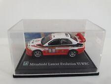 ESP302  1/72COCHE CAR MITSUBISHI LANCER EVO VI WRC HONGEWELL CARARAMA
