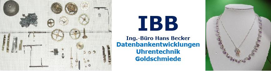 Datenbanken/Uhren/Goldschmiede