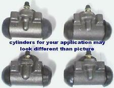 4 wheel cylinds Lincoln Continental 1961 1962 1963 1964>for your next brake job!
