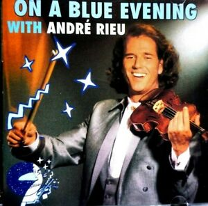 On A Blue Evening - With Andre Rieu  -  CD, VG
