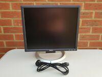 "Monitor Dell UltraSharp 1905FP 19"" inch DVI-D, VGA D-SUB, USBx4"